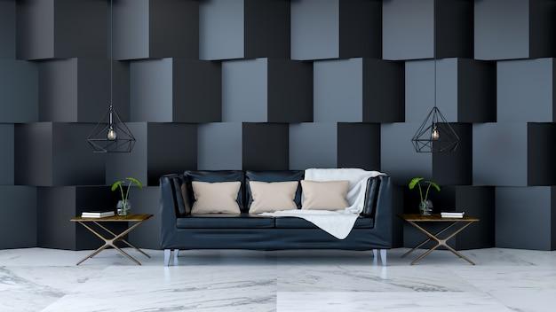 Modern interieurontwerp