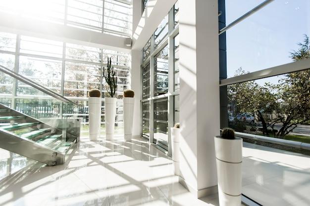 Modern kantoorgebouw