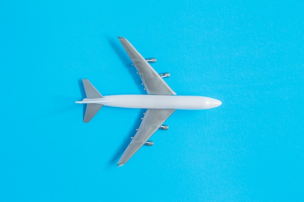 Modern passagiersvliegtuig