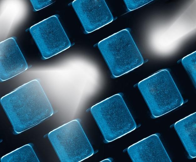 Modern toetsenbord
