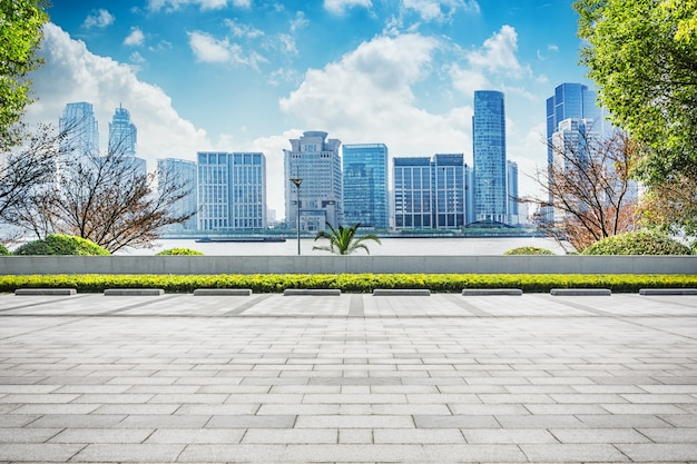 Modern zakencentrum