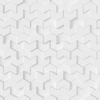Moderne bakstenen muur