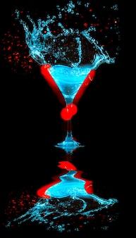 Moderne cocktail