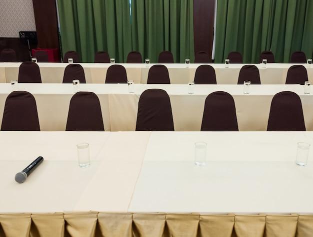 Moderne conferentieruimte