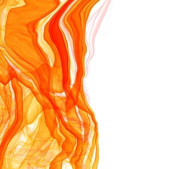Moderne creatieve stijlillustratie met de kunstachtergrond van de alcoholinkt. grafische vormgeving. modern artistiek patroon. kleurrijke textuur. prachtig schilderij. eigentijdse kunst. vloeibare verf. inkt illustratie.