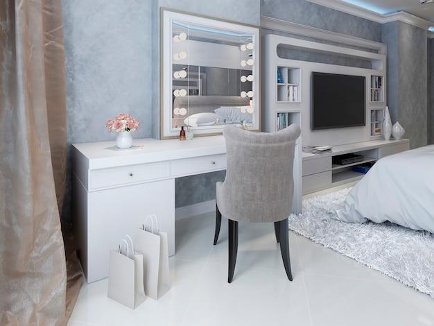 Moderne dressoir stijl art deco