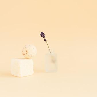 Moderne en milieuvriendelijke badhulpmiddelen natuurlijke zachte gezichtsmassage micellaire waterbadballen