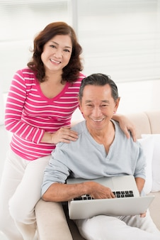 Moderne gepensioneerden