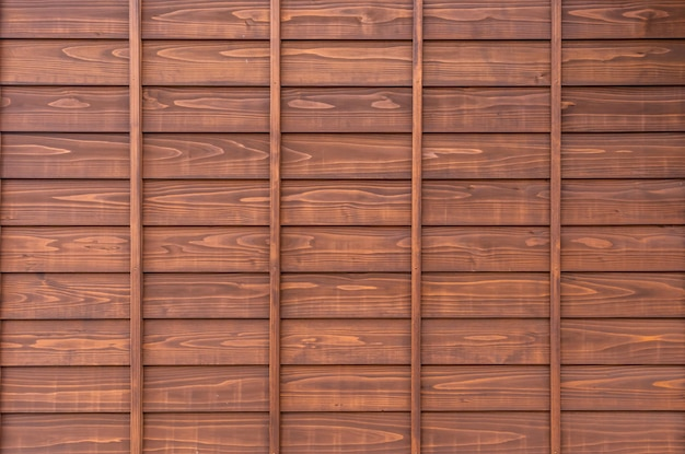 Moderne japanse houten muur