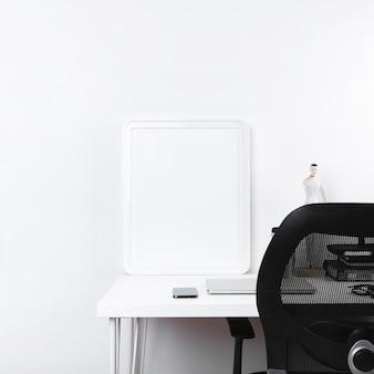 Moderne kantoorplaats