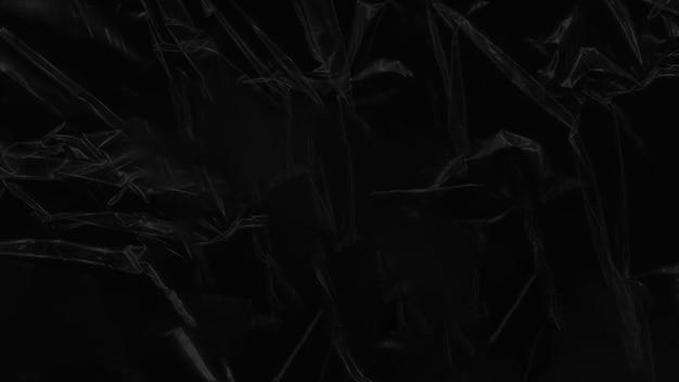 Moderne kunststof textuur achtergrond zwart