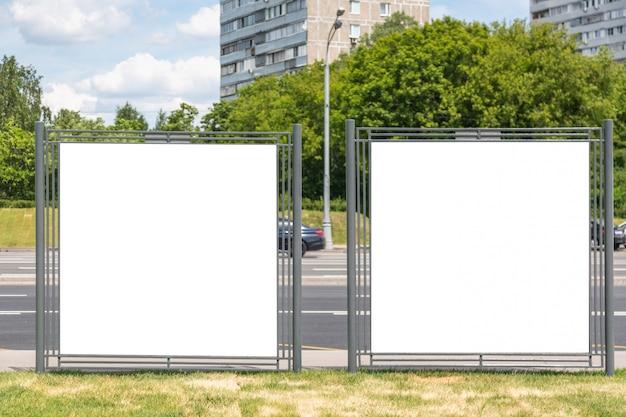 Moderne lege lege reclameborden