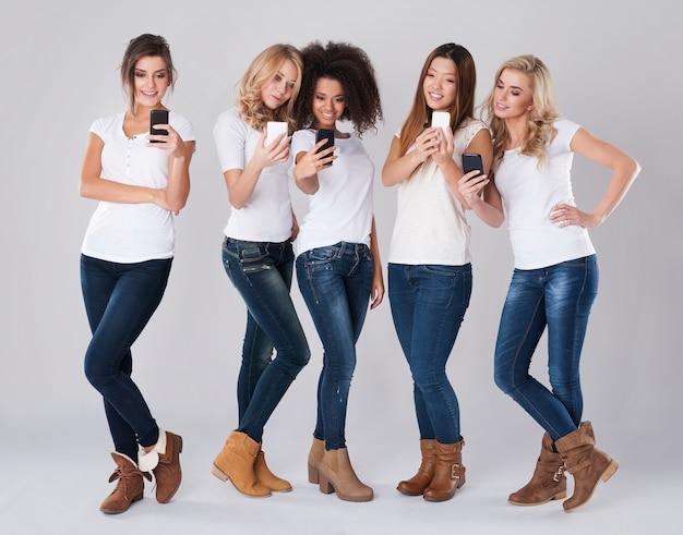 Moderne mobiele telefoons zijn erg handig