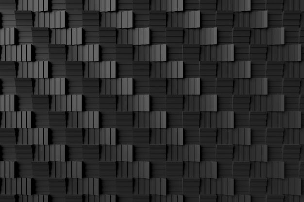 Moderne muur