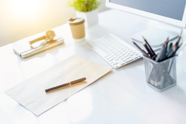 Moderne office desktop