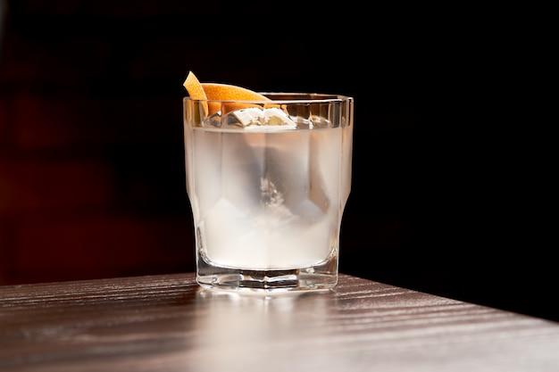 Moderne pub en bar alcoholische dranken, close-up