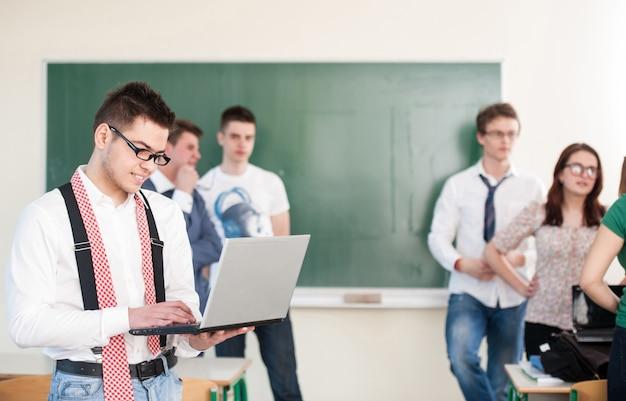 Moderne studenten