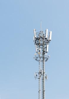 Moderne telecommunicatietoren