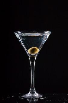 Moderne verse cocktail