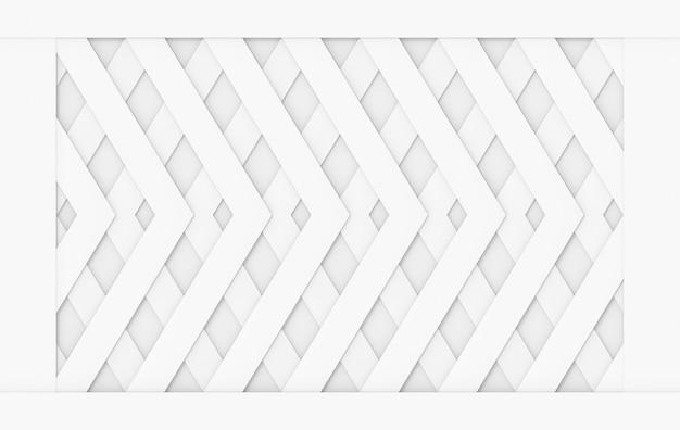 Moderne vierkante rooster patroon frame muur ontwerp achtergrond.