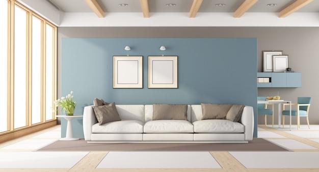 Moderne woonkamer