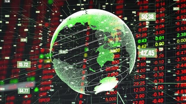 Modernisering van financiële technologie voor online handelsplatform op de aandelenmarkt