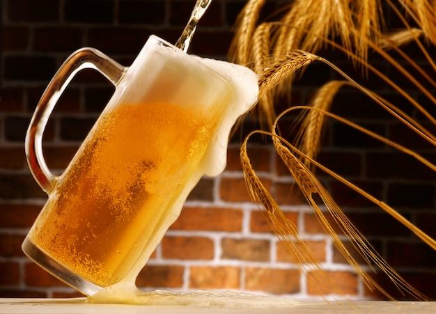 Mok bier
