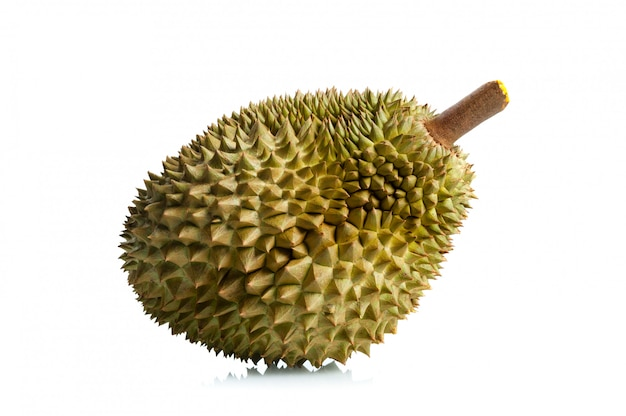 Mon thong durian fruit