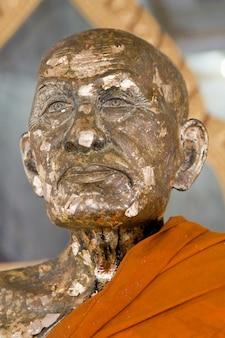 Monnik standbeeld
