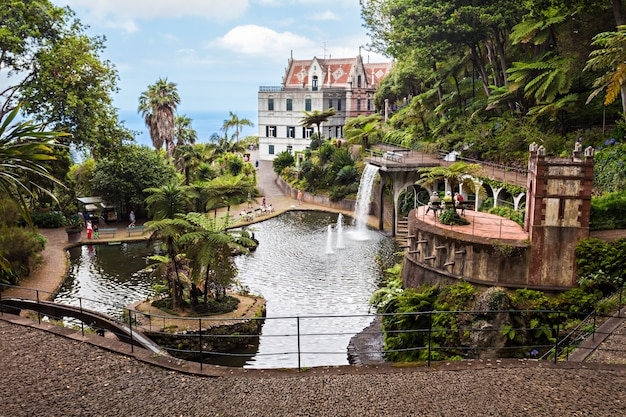 Monte palace tropican garden