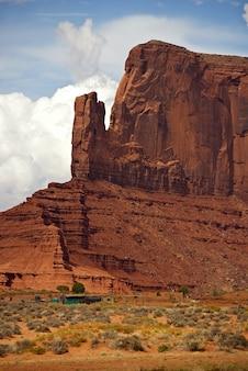 Monument valley scenery