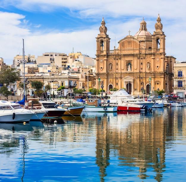 Monumenten van het eiland malta