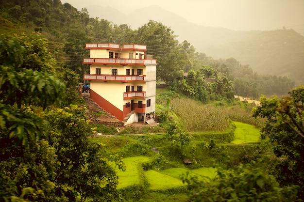 Mooi aziatisch landschap