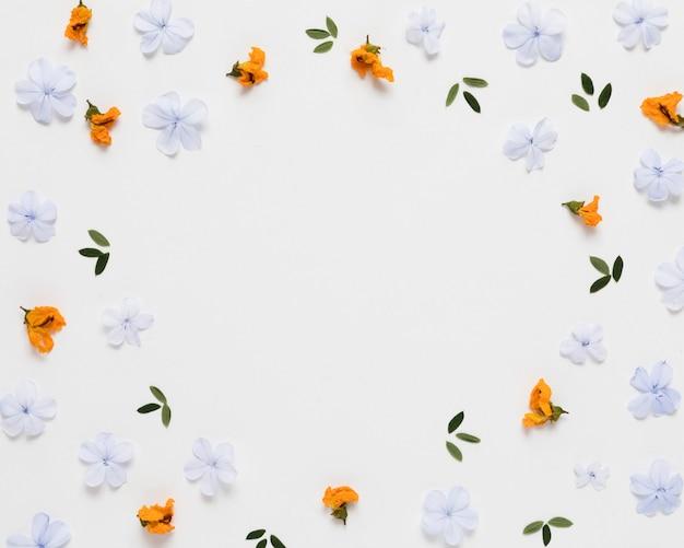 Mooi bloemenconceptarrangement