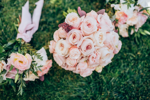 Mooi bruidsboeket