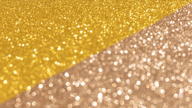 Mooi en glitterachtig nieuwjaarsconcept