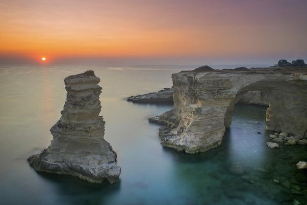 Mooi landschap van een landschap