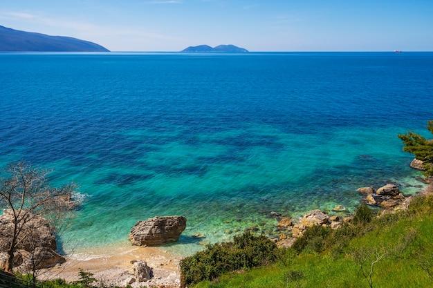 Mooi strand in vlore albanië