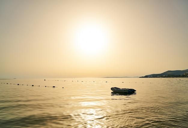 Mooi strand scene