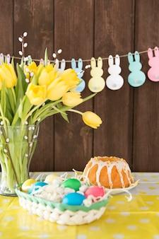 Mooi voorjaarsarrangement voor paasvakantie
