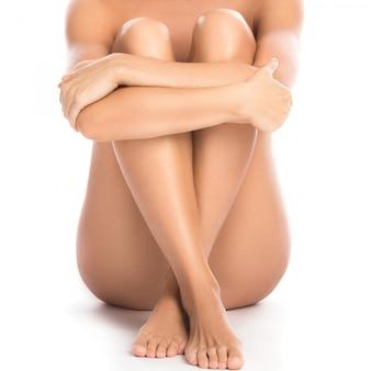 Mooi vrouwelijk lichaam