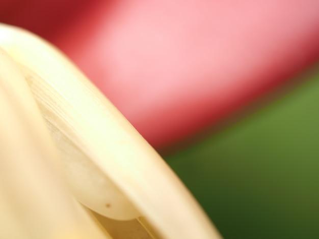 Mooie achtergrond bananenbloesem blad