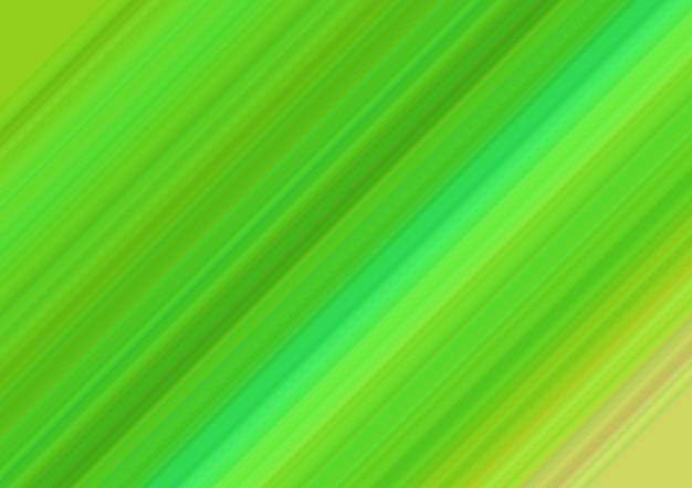 Mooie achtergrond met diagonale lijnen en hellingen. groen voor de natuur.