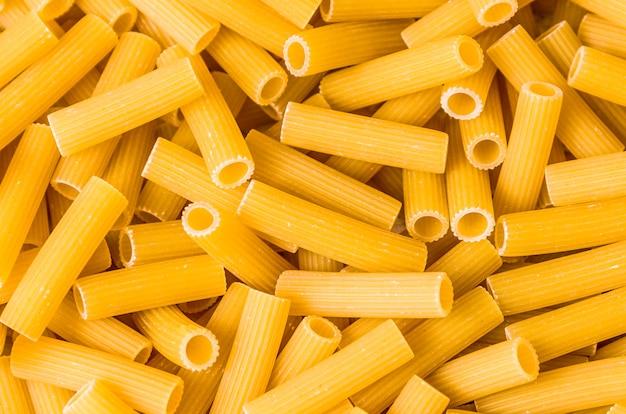 Mooie achtergrond van italiaanse pasta voor divers gebruik.