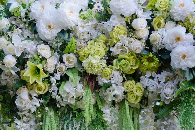 Mooie bloemachtergrond, kleurrijke aard