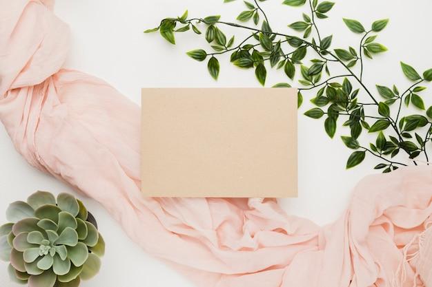 Mooie bruiloft uitnodiging kaartsjabloon