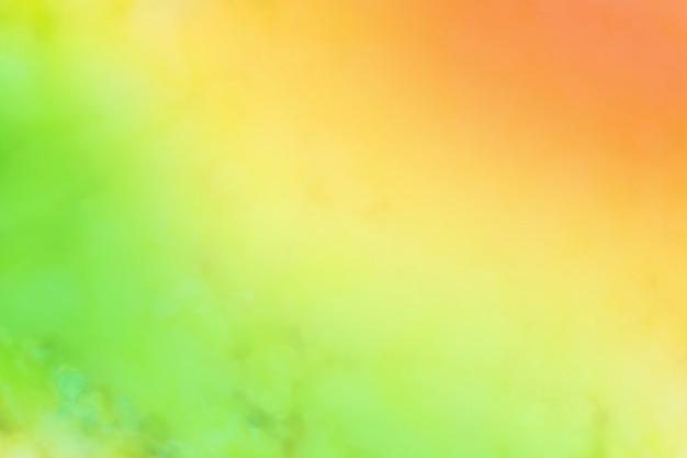 Mooie de herfstachtergrond van zonlicht bokeh