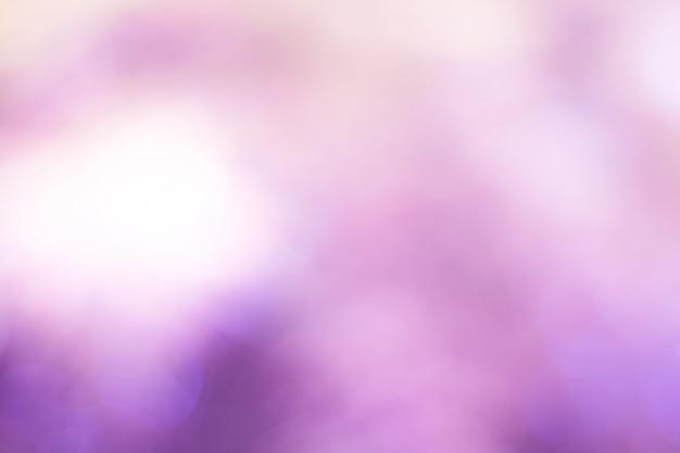 Mooie en kleurrijke bokeh van lichten voor achtergrond