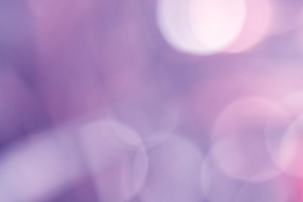 Mooie en kleurrijke bokeh van lichten