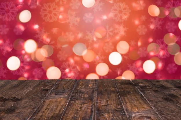 Mooie glitter achtergrond met kerststijl